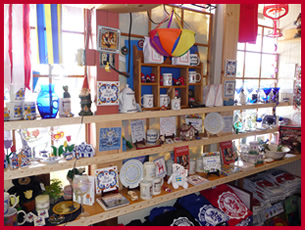 Uff Da Shoppe Interior Gift Items